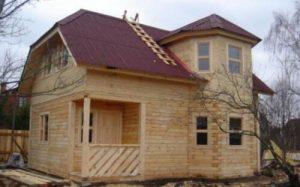 строительство деревянных домов в твери